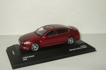 Лексус Lexus GS430 2006 Вишневый J-Collection 1:43 JC38008RD