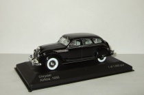 Крайслер Chrysler Airflow 1936 Черный Whitebox 1:43