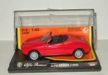 Альфа Ромео Alfa Romeo Spider 1996 New Ray 1:43 48589 Ранний
