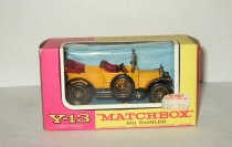 Daimler 1911 Y13 Models of Yesterday Matchbox 1:43