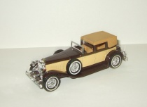 Duesenberg Model J 1930 Models of Yesterday Matchbox 1:43