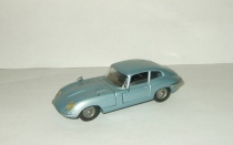 Ягуар Jaguar E Type 2+2 Голубой Corgi 1:43