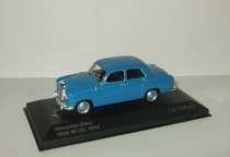 Мерседес Бенц Mercedes Benz 180 D W120 1954 Ponton IXO Whitebox 1:43