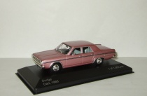 Додж Dodge Dart 1966 Whitebox 1:43